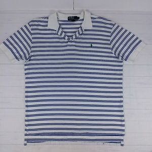 Polo by Ralph Lauren Vintage 90's Striped Polo